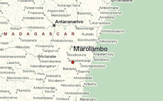 Marolambo-Carte